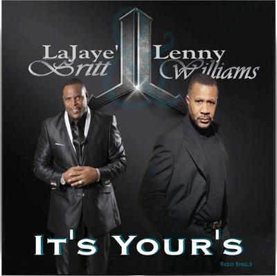 LaJaye Britt & Lenny Williams - It's Yours